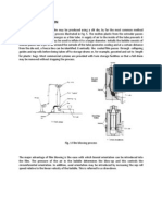 Injection Molding assignment