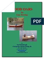 Good Oars For Easy Rowing