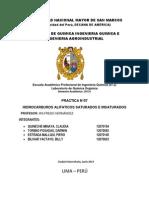 Informe N_7 Quimica Organica 1