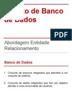 Apresentação Projeto de Banco de Dados