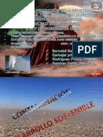 Contaminacion y Desarrollo Sostenible