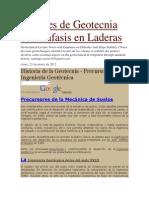 Apuntes de Geotecnia Con Énfasis en Laderas 2