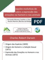 As Concepções Evolutivas de Darwin Sobre a Expressão