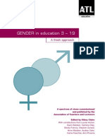 Gender in Education 3-19