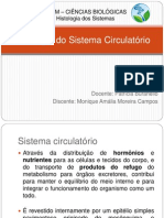 Histologia Do Sistema Circulatório