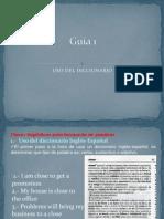 Uso Del Diccionario 2014 Cont
