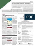 Automotivación Del Personal Como Desafío de Los Gerentes Diario Gestión 13 Noviembre 2012