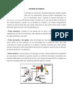 Sistema Frenos Hidraulicos