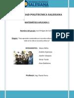 Los Amigos de Camilo Ejercicos 1.1