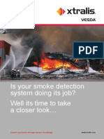 Warehouse Fire Test Brochure