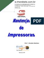Informática - Curso de Manutenção de Impressoras_SENAC-2007 - Ok