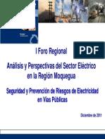 Seguridad y Prevencios Riesgos Electricos