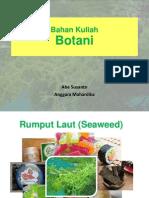 Bahan Kuliah Botani
