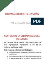 3.- Thomas Hobbes