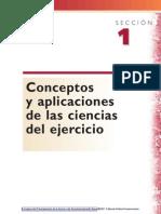 Principios del Entrenamiento de la fuerza y del Acondicionamiento físico 2007