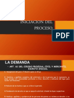 Diapositivas Del Teoria General Del Proceso 1