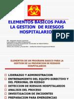 5.- Gestion de Bioseguridad y Salud Ocupacional