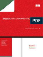Erpedana Company Profile 2009