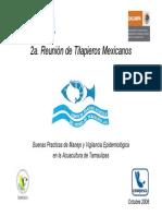 Comite de Sanidad Acuicola Tamaulipas. Senasica