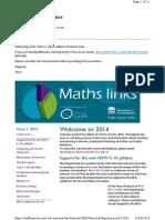 Maths Links