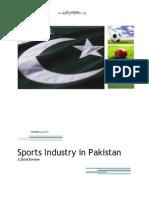 11403664 Sports Industry in Pakistan (1) (1)