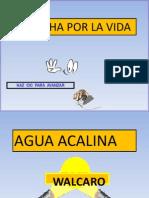 3. Agua Alcalina