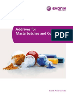 Additives for Masterbatches