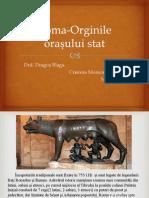 Roma-Orginile Orașului Stat3