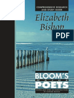 Elizabeth Bishop Comprehensive Research and Study Guide Bloom s Major Poets