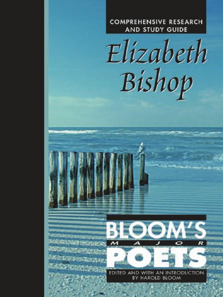 elizabeth bishop at the fishhouses analysis