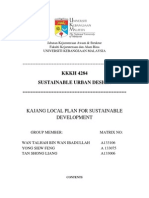Kajang Local Plan Sustainable Development