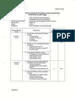 Rancangan Pengajaran PJM3110- 2014