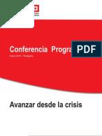 Conferencia Programa Fiteqa