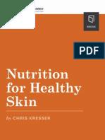 Nutrition for Skin