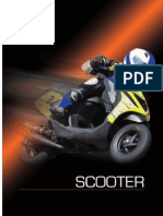 Scooter italkit