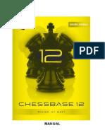 Chess Base 12 Manual Esp