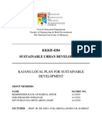 Kajang Local Plan for Sustainable Development