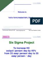 Tata Toyo case study