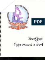 Acro Yoga Flight Manual