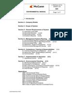 EM1 Environmental Manual - IMS Version