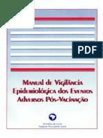 Vacina Manual de Reação Adversa