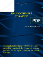Traumatismele toracice 2012
