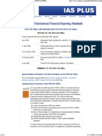 IAS Plus IFRS for Small an..
