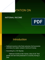 Presentation on National Income