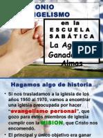 Escuela Sabática Evangelismo