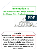 Salceda Summary Presentation