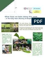 Rosemary Works Newsletter 13th June 2014