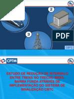 Pedro Oliveira - CPTM