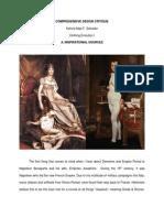 Directoire and Empire Period Fashion
