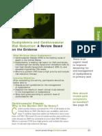 CPCE38807_7B_Dyslip.v7 - Dyslipidemia and Cardiovascular